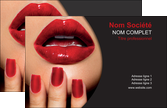 modele carte de visite centre esthetique  beaute institut de beaute institut de beaute professionnel MLIP28096