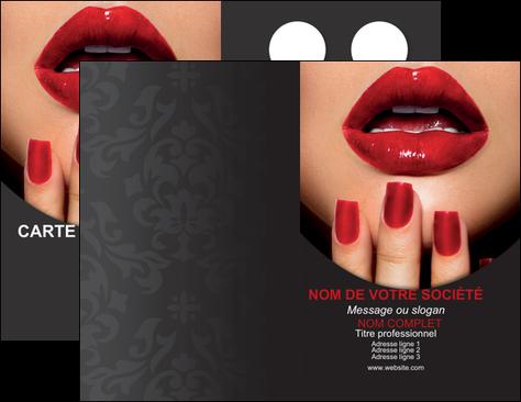 imprimerie carte de visite centre esthetique  beaute institut de beaute institut de beaute professionnel MLGI28098