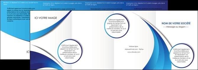 creer modele en ligne depliant 4 volets  8 pages  conceptuel couverture creatif MLGI28110