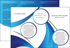 creation graphique en ligne depliant 3 volets  6 pages  conceptuel couverture creatif MIF28120