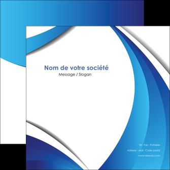 imprimerie flyers conceptuel couverture creatif MIF28130
