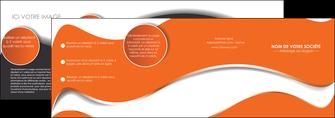 realiser depliant 4 volets  8 pages  texture contexture structure MLIG28194