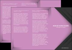maquette en ligne a personnaliser depliant 3 volets  6 pages  texture contexture structure MLGI28246