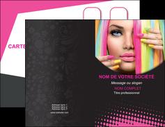 creer modele en ligne carte de visite centre esthetique  coiffure coiffeur coiffeuse MLGI28314