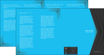 creer modele en ligne depliant 4 volets  8 pages  texture structure abstrait MLIG28392