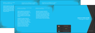 maquette en ligne a personnaliser depliant 4 volets  8 pages  texture structure abstrait MLIG28394