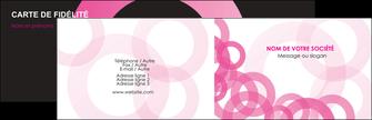 impression carte de visite texture structure contexture MLIG28438