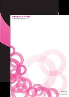 personnaliser modele de affiche texture structure contexture MLIG28454
