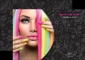 realiser affiche salon de coiffure coiffure coiffeur coiffeuse MLGI28462