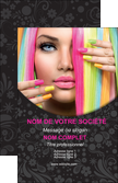 realiser carte de visite cosmetique coiffure coiffeur coiffeuse MLGI28482