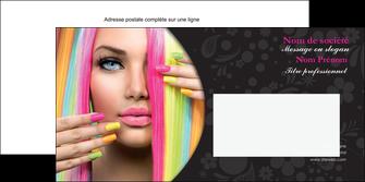 impression enveloppe cosmetique coiffure coiffeur coiffeuse MLGI28486