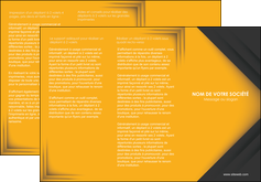 modele depliant 3 volets  6 pages  texture structure design MLIG28660
