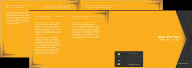 impression depliant 4 volets  8 pages  texture structure design MLGI28672