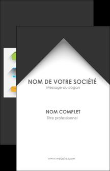 Commander Prix Carte De Visite 350g Quadri Recto Verso Pelliculage Brillant Modele Graphique Pour Devis