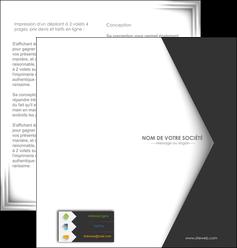 impression depliant 2 volets  4 pages  texture contexture structure MIF28742
