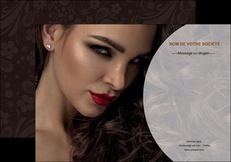creer modele en ligne affiche cosmetique beaute bien etre coiffure MLGI28808
