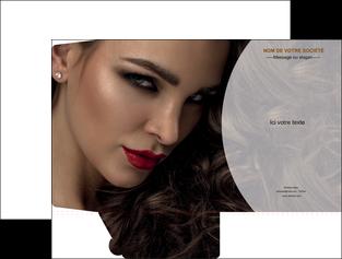 realiser pochette a rabat cosmetique beaute bien etre coiffure MLGI28822