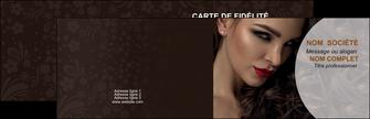 exemple carte de visite cosmetique beaute bien etre coiffure MLGI28828