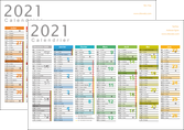 modele en ligne affiche a personnaliser calendrier 2019 bancaire a3 calendrier de bureau 12 mois MLGI28876