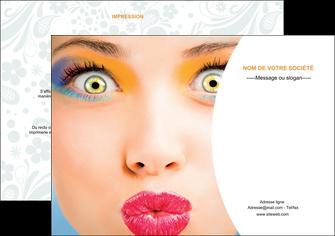 modele flyers centre esthetique  beaute bien etre coiffure MLIP29036