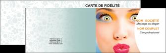 realiser carte de visite centre esthetique  beaute bien etre coiffure MLIP29048