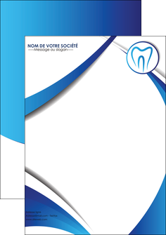 modele en ligne affiche dentiste dents dentiste dentier MLGI29114