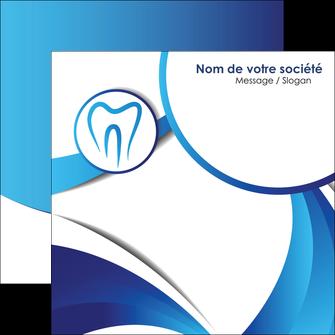 modele en ligne flyers dentiste dents dentiste dentier MLGI29124