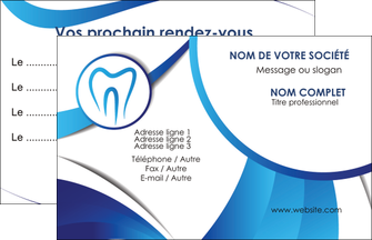 creation graphique en ligne carte de visite dentiste dents dentiste dentier MLGI29132