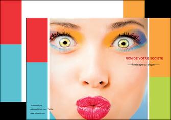imprimerie affiche cosmetique beaute bien etre coiffure MLGI29320