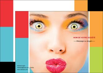 imprimer affiche cosmetique beaute bien etre coiffure MLGI29324
