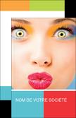 maquette en ligne a personnaliser carte de visite salon de coiffure beaute bien etre coiffure MLGI29338