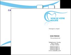 Creation Graphique En Ligne Carte De Visite Dentiste Dents Dentisterie MLGI29458