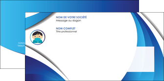 imprimer enveloppe infirmier infirmiere medecin medecine sante MIF29630