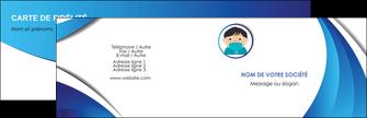faire carte de visite infirmier infirmiere medecin medecine sante MIF29642