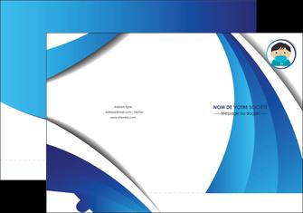 personnaliser modele de pochette a rabat infirmier infirmiere medecin medecine sante MIF29658