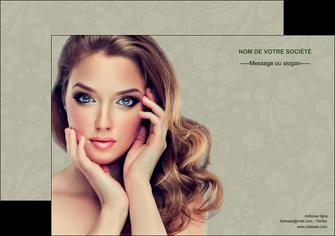 modele affiche centre esthetique  beaute bien etre coiffure MLGI29868