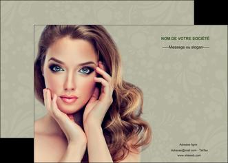 modele en ligne affiche centre esthetique  beaute bien etre coiffure MLGI29870