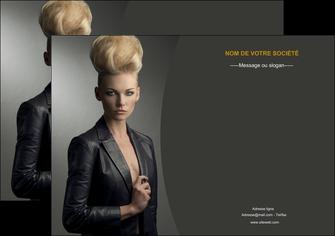 impression affiche centre esthetique  coiffure beaute salon MLGI30218
