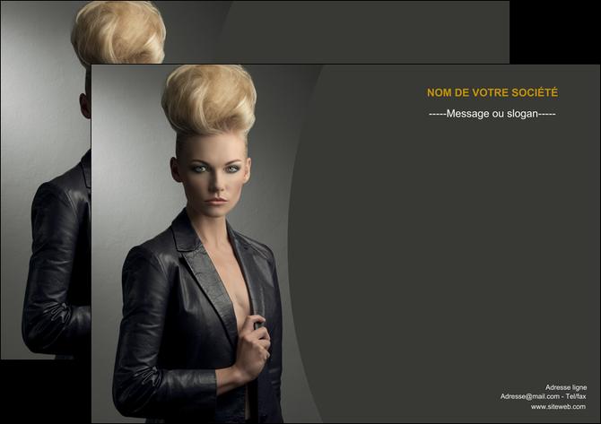 impression affiche centre esthetique  coiffure beaute salon MLGI30220