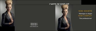 creation graphique en ligne carte de visite centre esthetique  coiffure beaute salon MLGI30238