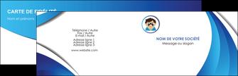 personnaliser maquette carte de visite materiel de sante medecin medecine docteur MLGI30340