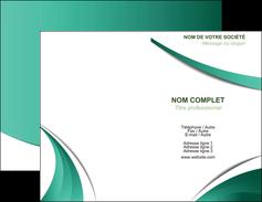 Impression pelliculage sur carte de viste Infirmier / Infirmière Carte commerciale de fidélité devis d'imprimeur publicitaire professionnel Carte de visite Double - Portrait