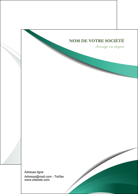 modele en ligne flyers infirmier infirmiere medecin medecine sante MLGI30382