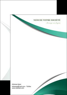 modele en ligne flyers infirmier infirmiere medecin medecine sante MIF30382