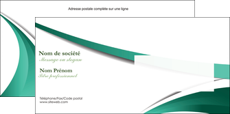 personnaliser maquette enveloppe infirmier infirmiere medecin medecine sante MIF30386