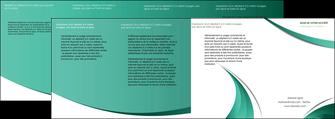 imprimer depliant 4 volets  8 pages  infirmier infirmiere medecin medecine sante MIF30400