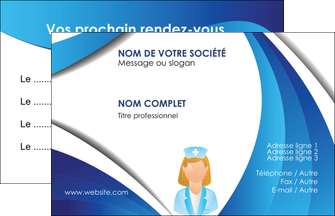exemple carte de visite infirmier infirmiere infirmiere infirmerie blouse MLGI30442