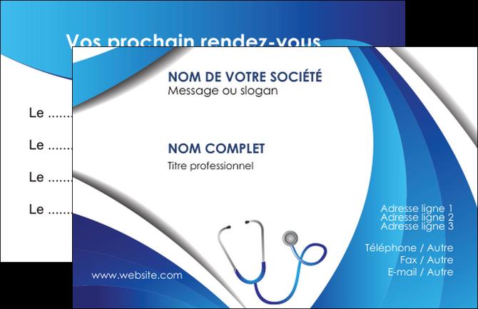 modele en ligne carte de visite materiel de sante medecin medecine docteur MLIG30558