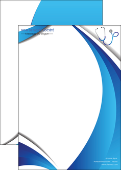creation graphique en ligne affiche materiel de sante medecin medecine docteur MLGI30580