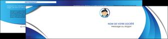 creation graphique en ligne depliant 2 volets  4 pages  chirurgien medecin medecine sante MIF30598